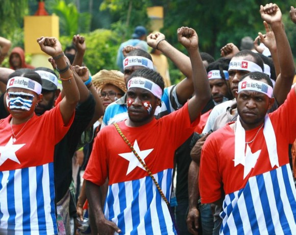 Indonesia supports Palestinian independence. What about West Papua?