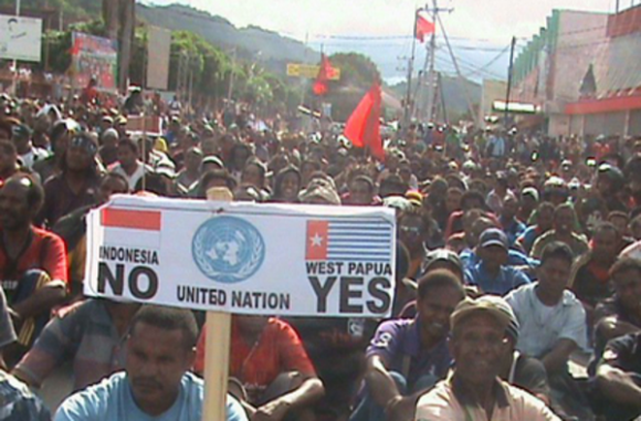 West-Papuans-protesting-for-freedom.-We-are-Papuan-not-Indonesian1