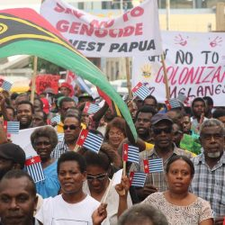 Mass rally in Vanuatu calls for West Papua's MSG membership