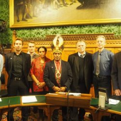 Global Petition and Swim for West Papua Launched in Westminster
