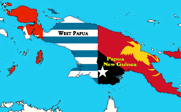 Members of the United Liberation Movement for West Papua have arrived in Port Moresby ahead of the MSG