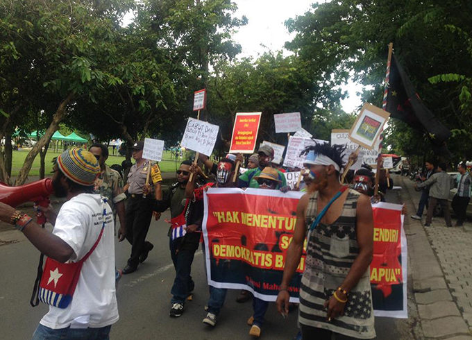 United Liberation Movement for West Papua advises President Jokowi to remove Indonesia from UN Security Council