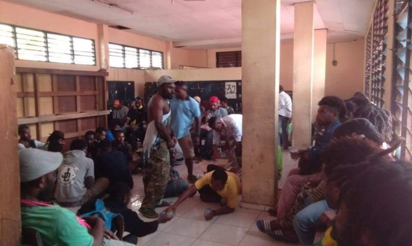 67 arrested following peaceful actions supporting Vanuatu at the 73rd General Assembly of the United Nations
