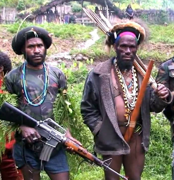 Background – United Liberation Movement for West Papua ULMWP